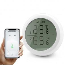 Датчик температуры и влажности Tuya ZigBee